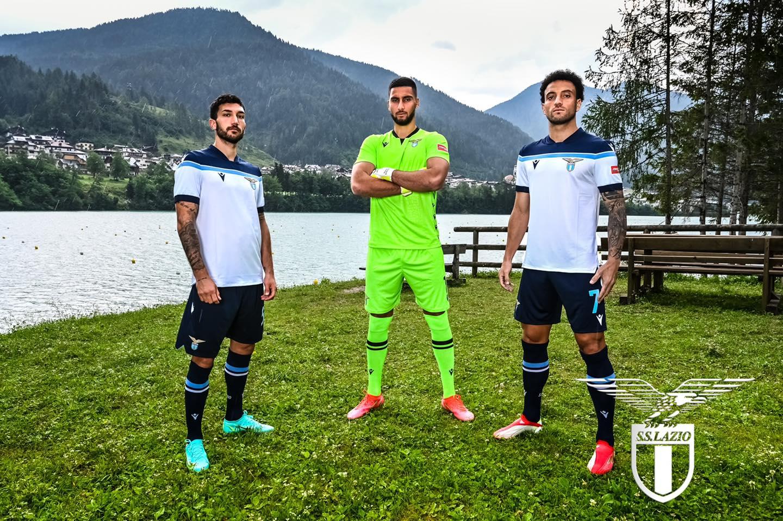 Lazio svelata la seconda maglia da trasferta - Noi Biancocelesti